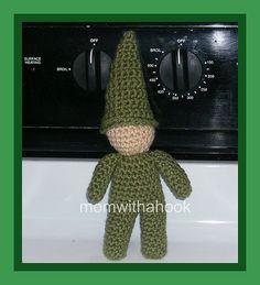 Waldorf Gnome Pattern (Crochet)