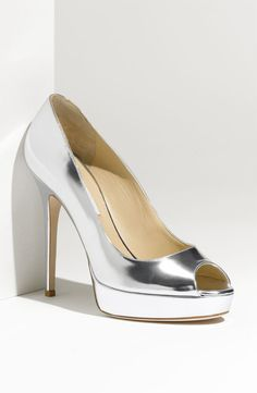 Jimmy choo crown. Definitely getting these. Have them in nude and love them.
