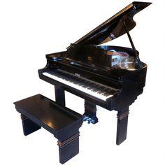 1939 Art Deco Steinway Grand Piano