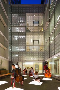 Escola Little Red Elisabeth Irwin / Andrew Bartle Architects