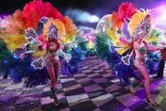 Biggest, brightest and best carnival pictures of 2017 Cool Pictures, Carnival, Amazing, Blog, Vacations, Image Search, Nice, Art, Holidays