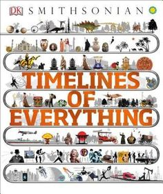 Discover incredible world history in this lavish collection of over 120  timelines. Jam-packed 80702206f