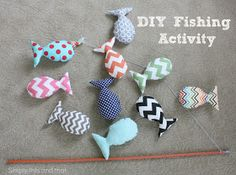Simply This and that: DIY Fishing Activity