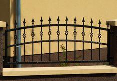 House Fence Design, Fence Gate Design, Iron Gate Design, Door Design, Metal Doors, Metal Gates, Wrought Iron Doors, Entrance Gates, Entry Doors