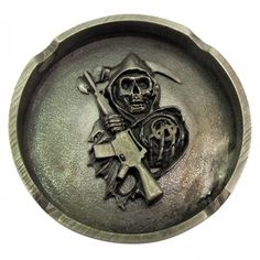 Sons of Anarchy Reaper Ashtray