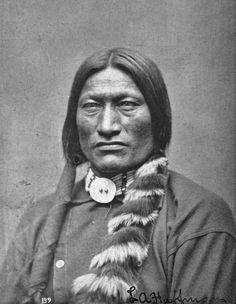 High Bear, Miniconjou or Oglala, 1878/1881, Laton Alton Huffman