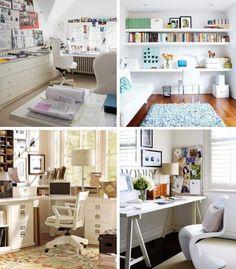 Home office için mükemmel bir tasarım