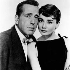 Humphrey Bogart & Audrey Hepburn - Sabrina