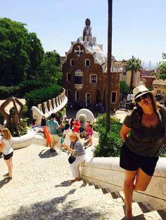 Park Gell, Barcelona/Espanha