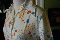 happy over here size m by CerealVintageThrift on Etsy, $13.00