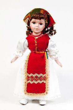 Papusica Maria (75 LEI la doora.breslo.ro) Romania, Snow White, Traditional, Disney Princess, Disney Characters, Disney Princes