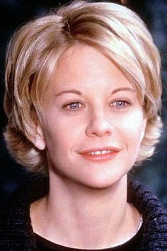 Meg Ryan - cute as a bug.  Best movies - romantic, fun.  Can watch them over and over - You've Got Mail, Sleepless in Seattle - nothing more comforting.