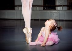 dreaming of ballet