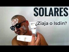 Blog - Comparando protectores solares Isdin vs Ziaja (Video) | farmacialanucia.es