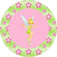 Tinkerbell Birthday Kit I - Invitations, boxes, labels, images & more. X