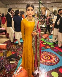 Likes, 159 Comments - Hira Attique Pakistani Wedding Outfits, Pakistani Dresses, Indian Dresses, Indian Outfits, Pakistani Frocks, Anarkali Dress, Bridal Outfits, Bridal Shoes, Bridal Jewelry
