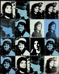 Andy Warhol 1964 16 Jackies