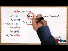 Modalverben, Deutsch als Fremdsprache, German language