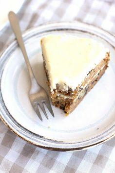 Green Cilantro: Flour's Classic Carrot Cake   Dad's birthday