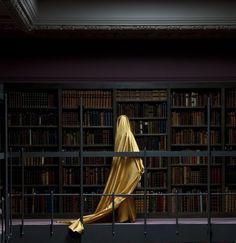Guler Ates - Wing of yellow -giclée print - £1,100