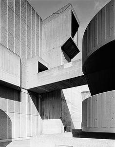 Hayward Gallery, London — part of my Geometry + Geology series.