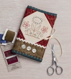 How many needle books have you made for yourself (and don't you think you need to make this one too?)
