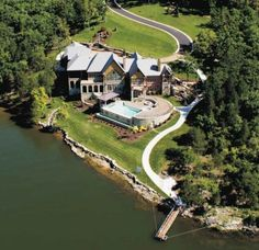 My grandparents lake home at Lake of the Ozarks! Love this place.