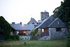 ON LOCATION: BLUE HILL AT STONE BARNS