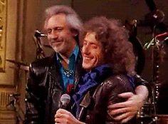 john&roger キスのときより緊張してないロジャーさん かわいい