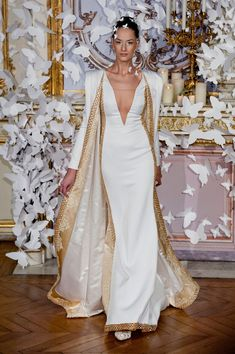 Alexis Mabille at Couture Spring 2014