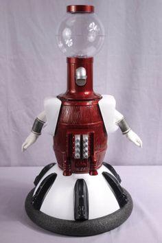 Mst3k tom servo robot puppet replica full size mystery for Tom servo tattoo