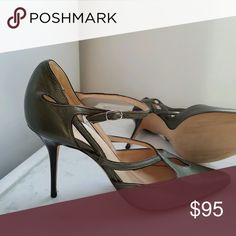 Cole Haan Heels Have extra heels in mini box in case you need to replace. NWOT💖. More pics to follow Cole Haan Shoes Heels