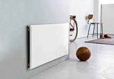 Leading radiator specialists, Feature Radiators offer an exciting and diverse collection of contemporary, traditional designs. We share 5 of our favourites. Flat Panel Radiators, Vertical Radiators, Interior Design Studio, Interior Design Inspiration, Home Decor Inspiration, Timeless Design, Modern Design, Warehouse Home, Designer Radiator