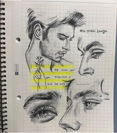 Good Free of Charge book drawing sketches Tips Exactly what is the true distinction between painting plus attracting? To step to this kind of conundrum, let's first Cool Sketches, Drawing Sketches, Art Drawings, Pencil Drawings, Drawing Ideas, Art Du Croquis, Arte Sketchbook, Art Hoe, Gcse Art