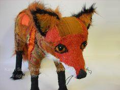 Fox - by Karen Suzuki I adore this !!!