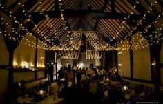 Fairy Lights at Bix Manor