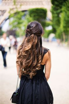 20 Pretty Hairstyles for Long Hair | http://www.meetthebestyou.com/20-pretty-hairstyles-for-long-hair/