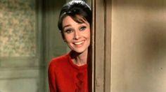 Cute gif Audre Hepburn