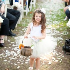 my flower girl will be wearing a tutu :)