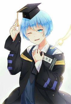 Hot Anime Boy, I Love Anime, Me Me Me Anime, Anime Boys, Karma Y Nagisa, Karma Kun, Anime Classroom, Art Classroom, Assassin