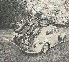 Bikes n Bugs.