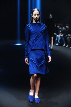 "Motohiro Tanji, ""Mercedes-Benz Fashion Week TOKYO (MBFWT)"" is the most famous fashion festival of Japan."