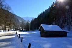 tipsfortreat.in - Towards Partnachklamm, Garmisch Partenkirchen, Germany