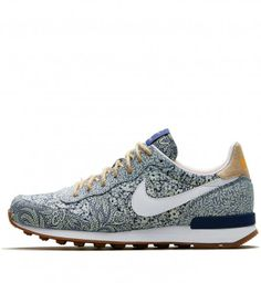Baskets Internationalist Nike x Liberty of London