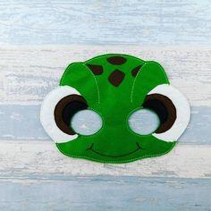 Turtle Mask Sea Turtle Felt Mask Green Turtle Mask Birthday Mask Halloween Mask Turtle Costume Dress Up Turtle Gift Tortoise Felt Turtle, Sea Turtle Gifts, Mascaras Halloween, Halloween Masks, Halloween Party, Fish Mask, Turtle Birthday Parties, Turtle Costumes, Bird Masks