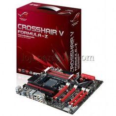 MB AM3 ASUS CROSSHAIR V FORMULA-Z LAN/USB/SATA/DDR3     http://lojaparaguai.com/