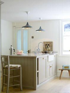 the barnsbury islington kitchen by devol