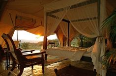 The Cottar's 1920's Safari Camp: romance and adventure