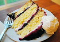 Harveys Supermarkets | Blueberry Refrigerator Cake Recipe