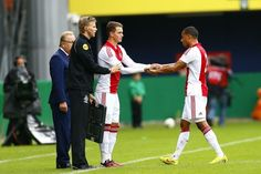 Ricardo van Rhijn keerde zaterdagmiddag na dik anderhalve maand blessureleed terug op de Nederlandse velden. De rechtsachter speelde met Jong Ajax tegen Fortuna Sittard.